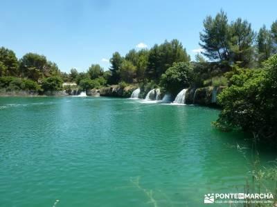Lagunas de Ruidera; viajes otoño viajes de verano semana santa viajes grupos de montaña madrid